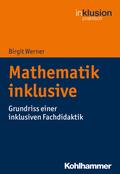 Mathematik inklusiv unterrichten