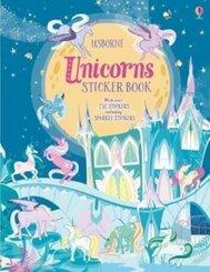 The Unicorns Sticker Book