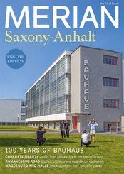 MERIAN Saxony-Anhalt (Sachsen-Anhalt, English Edition)