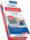 Schülerhilfe - Deutsch Übungsbox Grundschule, 3. + 4. Klasse