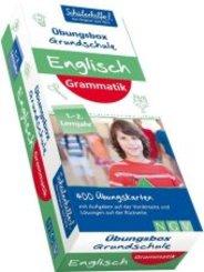 Schülerhilfe - Englisch Grammatik Übungsbox Grundschule, 1. und 2. Lernjahr