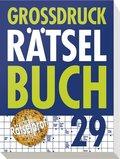 Großdruck Rätselbuch - Bd. 29
