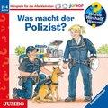 Was macht der Polizist?, 1 Audio-CD - Wieso? Weshalb? Warum?, Junior .65