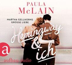 Hemingway und ich, 3 MP3-CDs