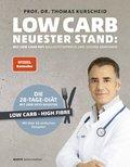 Low Carb - Neuester Stand: Ballaststoffreich und gesund abnehmen
