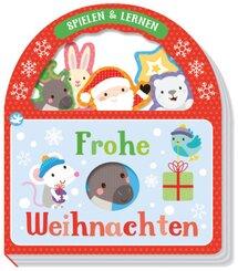 Spielen & Lernen - Frohe Weihnachten