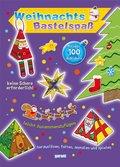 Weihnachts-Bastelspaß lila; 6