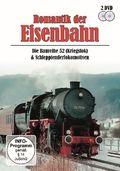 Romantik der Eisenbahn - Die Baureihe 52 (Kriegslok) & Schlepptenderlokomotiven, 2 DVD