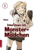 Interviews mit Monster-Mädchen - Bd.1