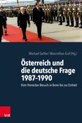 Österreich und die deutsche Frage 1987-1990