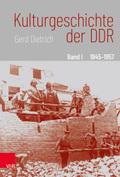 Kulturgeschichte der DDR, 3 Bde.