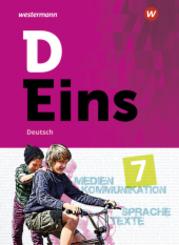 D Eins - Deutsch Gymnasium Nordrhein-Westfalen: 7. Schuljahr, Schülerband