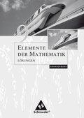 Elemente der Mathematik SI, Ausgabe 2008 Brandenburg: 9. Schuljahr, Lösungen