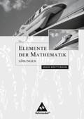 Elemente der Mathematik, Ausgabe Baden-Württemberg (2004): Lösungen; Bd.5