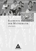 Elemente der Mathematik, Ausgabe Nordrhein-Westfalen (G8): 8. Schuljahr, Lösungen, passend zum Kernlehrplan G8 2007