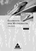 Elemente der Mathematik SI, Ausgabe 2010 Thüringen: 9. Schuljahr, Lösungen