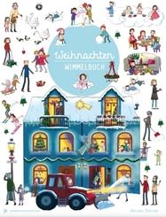 Weihnachten - Wimmelbuch