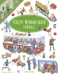 Fehler-Wimmelbuch-Fußball