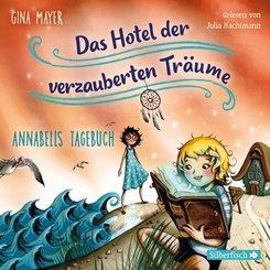 Annabells Tagebuch, 2 Audio-CDs