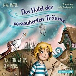 Fräulein Apfels Geheimnis, 2 Audio-CDs