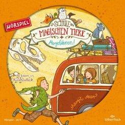 Die Schule der magischen Tiere - Abgefahren! Das Hörspiel, 1 Audio-CD