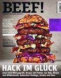 BEEF! - Für Männer mit Geschmack: Hack im Glück; .5/2018