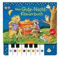 Mein Gute-Nacht-Klavierbuch, m. Klaviertastatur