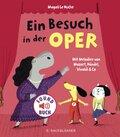 Ein Besuch in der Oper - Soundbuch mit Melodien von Mozart, Händel, Vivaldi & Co