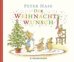 Peter Hase - Der Weihnachtswunsch