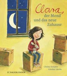 Clara, der Mond und das neue Zuhause, Miniausgabe