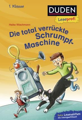 Die total verrückte Schrumpf-Maschine
