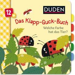 Duden - Das Klapp-Guck-Buch: Welche Farbe hat das Tier?