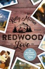 Redwood Love - Es beginnt mit einem Kuss