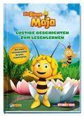 Die Biene Maja: Lustige Geschichten zum Lesenlernen