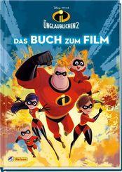 Disney The Incredibles 2: Das Buch zum Film