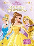 Disney Prinzessin: Mein goldener Malzauber