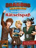 DreamWorks Dragons: Drachenstarker Rätselspaß
