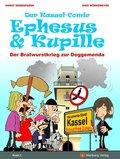 Der Kassel-Comic: Ephesus & Kupille - Der Bratwurstkrieg zur Doggemenda