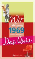 Wir vom Jahrgang 1969, Kindheit und Jugend - Das Quiz
