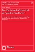 Der Rechenschaftsbericht der Politischen Parteien