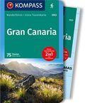 KOMPASS Wanderführer Gran Canaria, m. 1 Karte