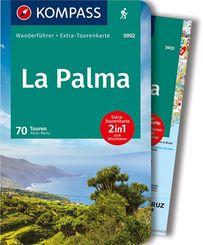 KOMPASS Wanderführer La Palma