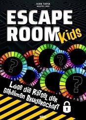 Escape Room Kids - Löse die Rätsel der geheimen Bruderschaft