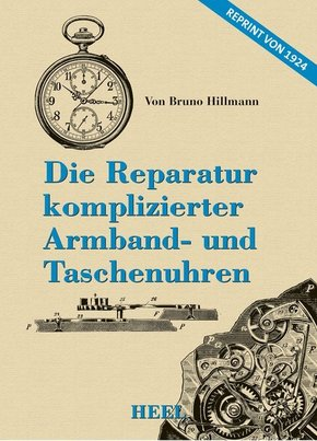 Die Reparatur komplizierter Taschenuhren
