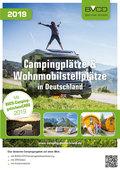 BVCD-Campingführer Campingplätze und Wohnmobilstellplätze in Deutschland 2019