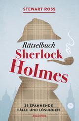 Rätselbuch Sherlock Holmes