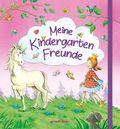Meine Kindergarten-Freunde - Einhorn