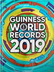 Guinness World Records 2019, English Edition