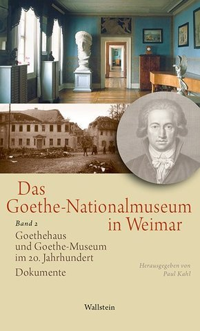 Das Goethe-Nationalmuseum in Weimar - Bd.2