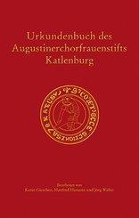 Urkundenbuch des Augustinerchorfrauenstifts Katlenburg